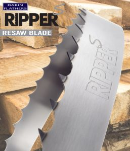 Dakin-Flathers RipperS Resaw Band Saw Blade for Sawmills
